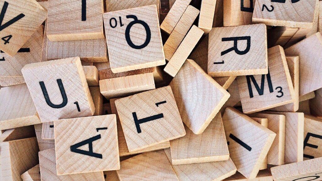Pièce de Scrabble