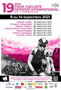 Image 0 : 19EME TOUR CYCLISTE FEMININ INTERNATIONAL DE L'ARDECHE